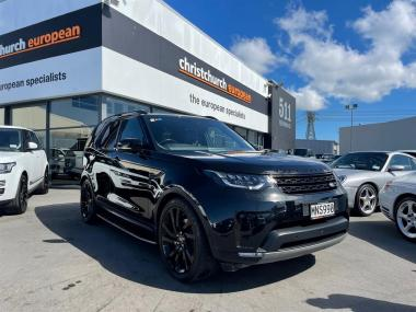 2017 LandRover Discovery 5 3.0 Td6 HSE Luxury Blac