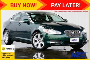 2008 Jaguar XF 4.2 Premium Luxury