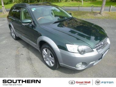 2005 Subaru Legacy 3.0 AWD Outback Automatic