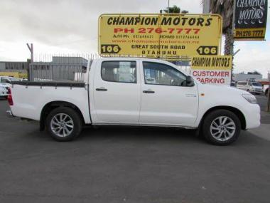 2012 Toyota Hilux Double Cab 2wd