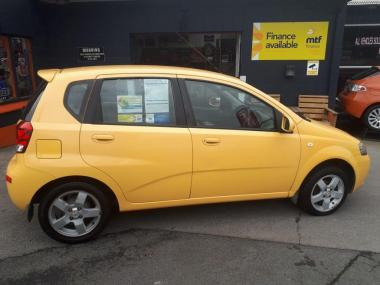 2006 Holden BARINA 5 SPEED ,TIDY HATCH