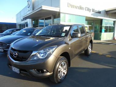 2017 Mazda BT-50 DOUBLE CAB 2WD GLX W/S 6AT