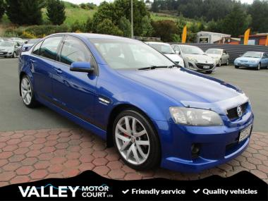 2007 Holden Commodore SV6 SEDAN AUTO
