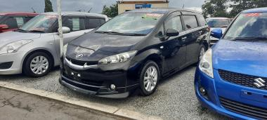 toyota wish 7 seater