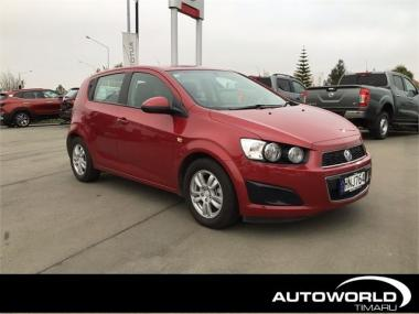 2014 Holden Barina CD 1.6L Automatic Hatch