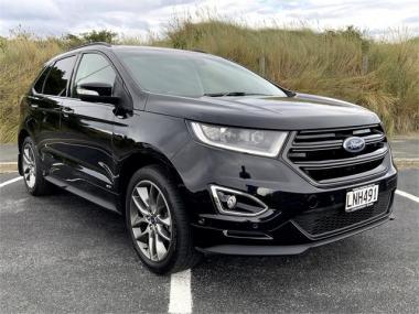 2018 Ford Endura Ford Endura ST-Line
