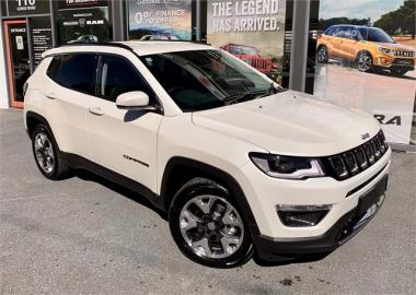 2021 Jeep Compass 2.4 Limited AWD