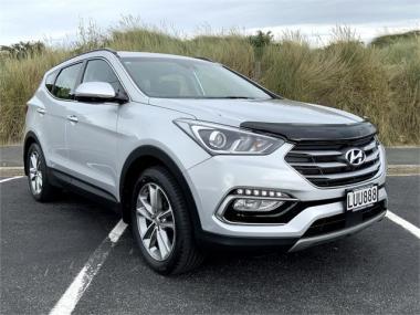 2018 Hyundai Santa Fe Hyundai Santa Fe DM 2.2D 7S