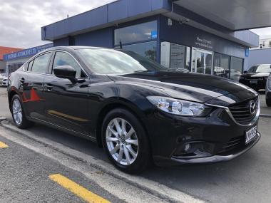2017 Mazda 6 GSX 2.5L Sedan
