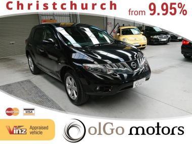 2009 Nissan Murano 250 XL 4WD *new shape*