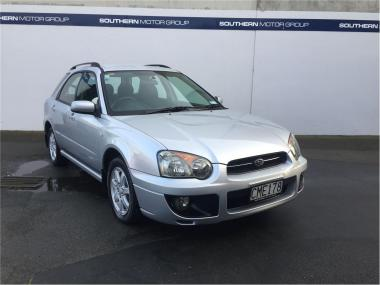 2005 SUBARU IMPREZA GX 5 Speed Manual
