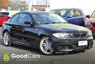 2009 BMW 135i M Sport, 2nd Gen iDrive