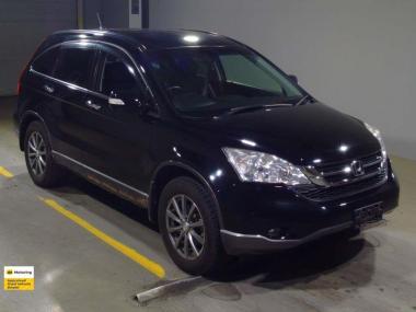 2011 Honda CR-V 4WD ZX Alcantara Facelift