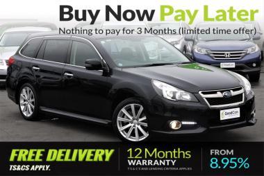2013 Subaru Legacy Facelift Eyesight Premium Sport