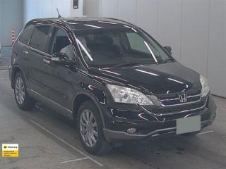 2011 Honda CR-V ZL HDD Smart Edition 'Facelift'
