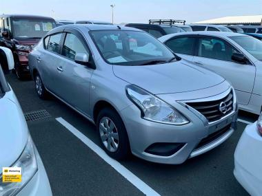 2016 Nissan Tiida Latio 'S' 1.2lt 'Facelift'