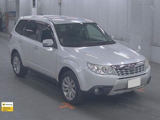 2011 Subaru Forester 2.0XS 4WD Facelift 'Leather P