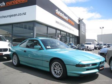1990 BMW 850i V12 Coupe