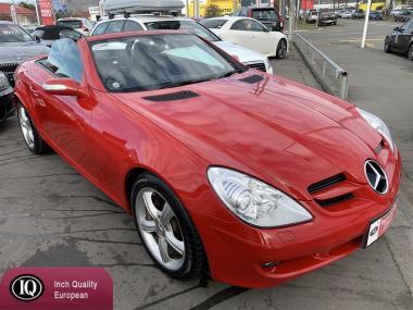 2005 MercedesBenz SLK350