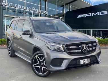 2018 MercedesBenz GLS 350D 4MATIC