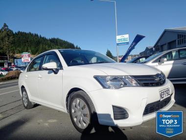 2014 Toyota Corolla Axio No Deposit Finance