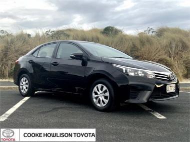 2015 Toyota Corolla GX FWD 1.8P SEDAN