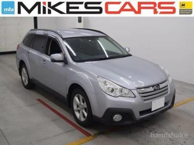 2012 Subaru Outback 2.5i Eye-Sight
