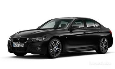 2017 BMW 340i M Sport Sedan