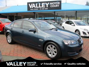 2012 HOLDEN COMMODORE OMEGA SDN AT