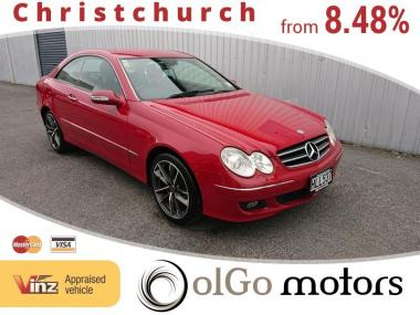 2005 MercedesBenz CLK 200 CLK200 Nice Mags
