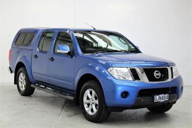 2012 Nissan Navara 2.5L DIESEL TURBO 450 ST-X 4WD