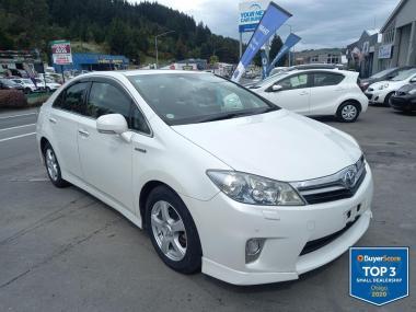 2010 Toyota Sai Hybrid NoDeposit Finance