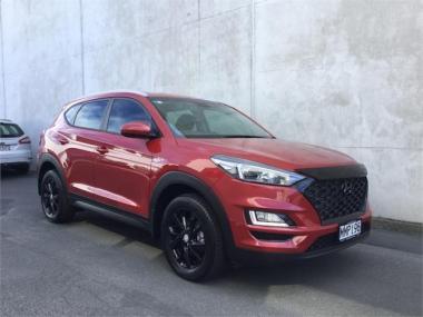 2020 Hyundai Tucson 2.0 MPi 2WD Black Edition