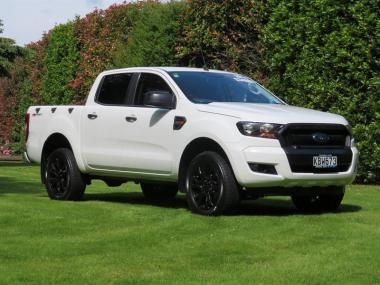 2016 Ford Ranger XL D/CAB 2WD