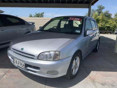 '98 Toyota Starlet