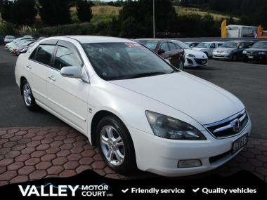 2006 HONDA ACCORD Inspire V6