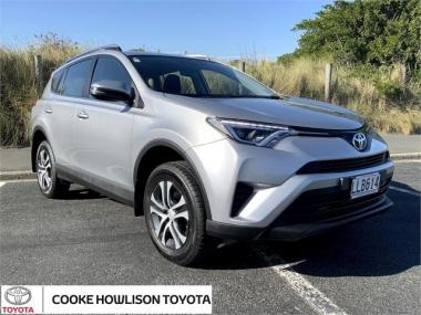 2018 Toyota RAV4 GX AWD 2.5P Petrol