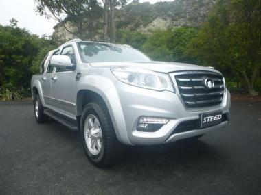 2020 GREATWALL Steed 2.0L Turbo Diesel 4x4