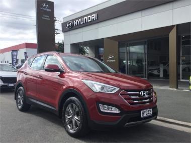 2015 Hyundai Santa Fe DM 2.2D 7S