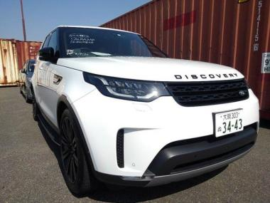 2019 LandRover Discovery 5 HSE 3.0 Td6 RWC 2019 Ed