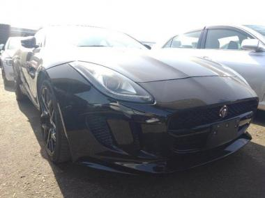 2016 Jaguar F-Type V6 Supercharged Black-Pack