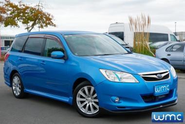 2009 Subaru EXIGA 20S 4WD 7-Seater