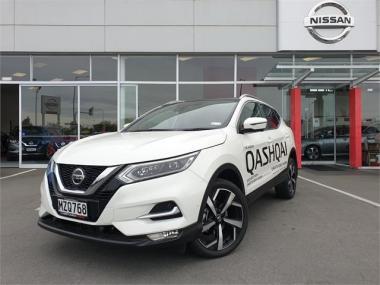2021 Nissan Qashqai Ti 2.0P