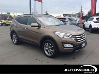 2014 Hyundai Santa Fe Elite 2.2L Automatic