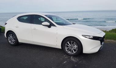 2020 Mazda 3 MAZDA 3 I HATCH GSX 6AT