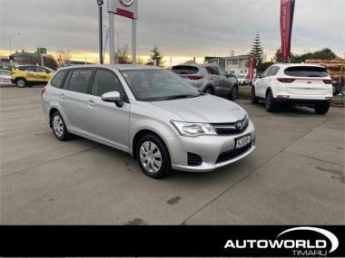 2014 Toyota Corolla GX 1.5L Automatic Petrol