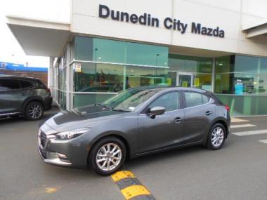 2018 Mazda 3 GLX 2.0P/6AT