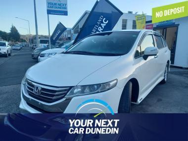 2012 Honda Odyssey 7 Seats No Deposit Finance