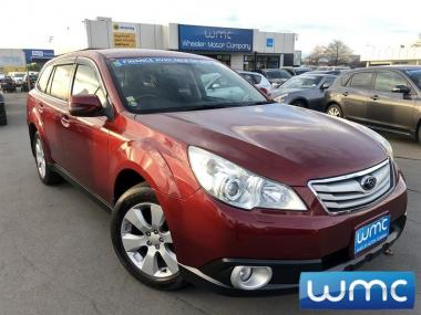 2009 Subaru Outback 2.5lt 4WD L-Package