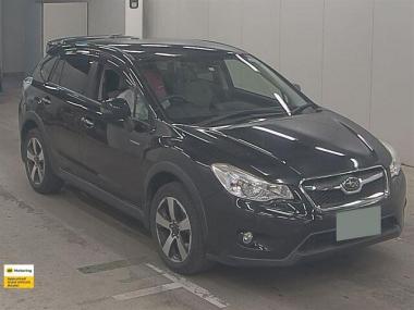 2013 Subaru XV Hybrid 4WD with Eyesight